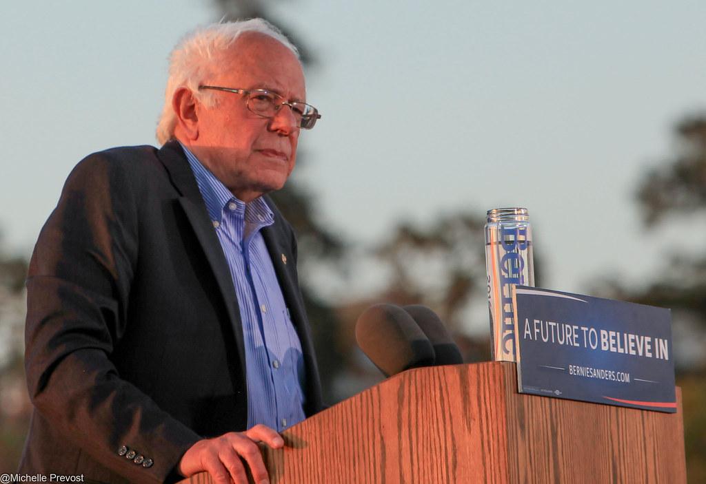 Housing for All, Sanders for President